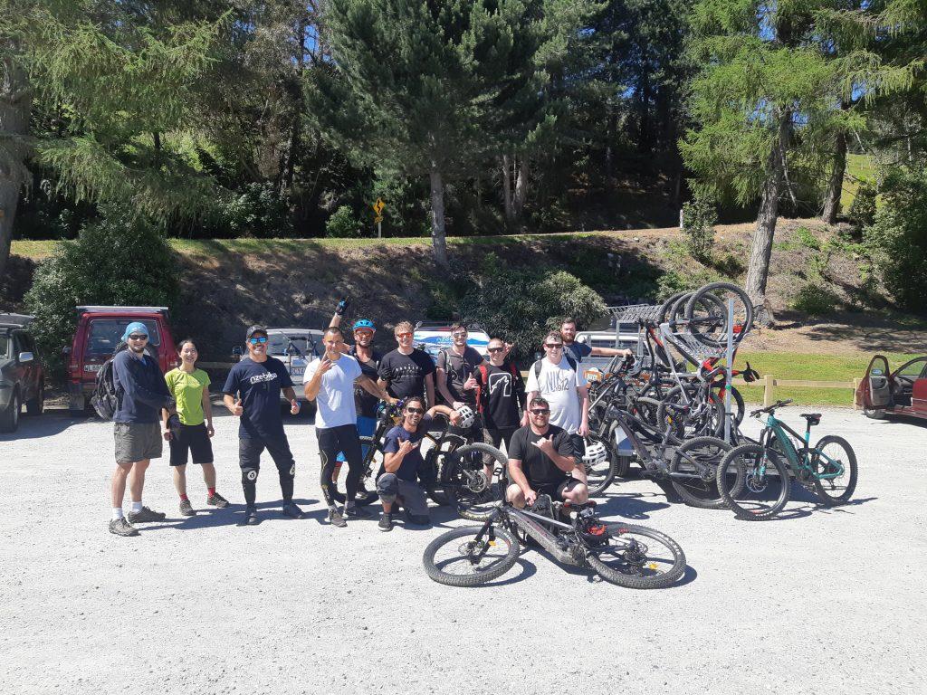 Four Lake Loop eBike Tour with NZeBikes